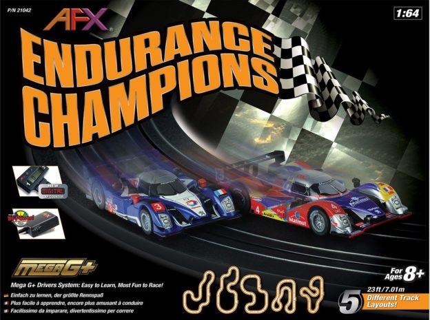 AFX Endurance Champions Set
