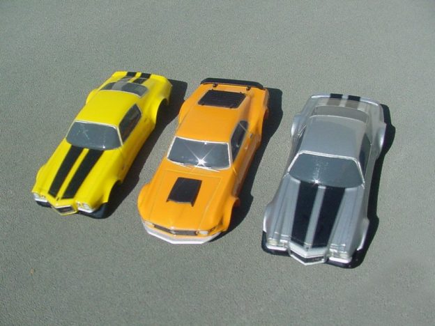 Tomy AFX Muscle Cars