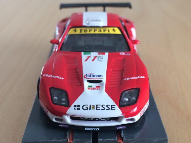 Kyosho 1:64 Ferrari 575 GTC auf Viper-Jet Chassis